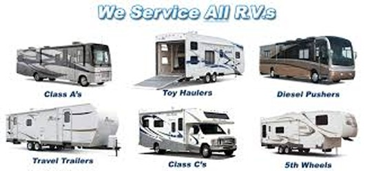 Multiple RVs