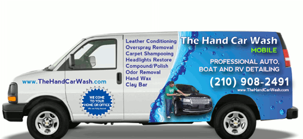 The Hand Car Wash Car Detailing San Antonio Tx